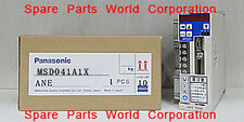 MSD041A1X-Panasonic AC Servo Driver In Stock-Free Shipping($850USD)