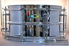 Ludwig Supralite Snare Drum 6.5x14 - LW6514SL