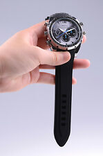 16GB HD SPY Watch IR Night  Vision Camera  Hidden DVR Cam Waterproof 1920*1080P
