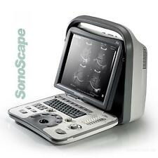 SonoScape A6 B/W ultrasound scanner with convex&linear probe  CE, FDA approved