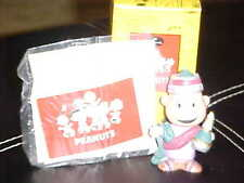 Hallmark Peanuts Gallery Linus A Wise Man Mint With Box Card & Certificate
