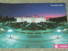 Cheap and cheerful Travellers' Tips booket to Madrid, Spain
