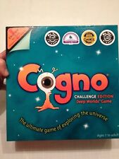 COGNO CHALLENGE EDITION 2004/2006 DEEP WORLDS SCIENCE GAME BoardGame Family Fun