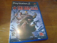 POUR PS2 THE RED STAR