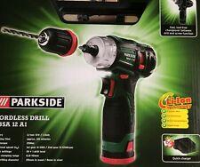 Cordless Drill 12v