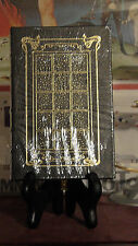 Easton Press ' Winter's Tale' Leather Edition Mark Helprin signed new/sealed