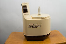 Moulinex Regal La Machine II LM2 Food Processor Replacement Part Motor Base Only
