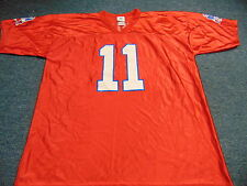 NFL TEAM APPAREL NEW ENGLAND PATRIOTS JULIAN EDELMAN DAZZLE RED JERSEY SIZE 2XL
