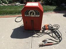 Vintage Lincoln Arc Welder AC 225 - Works Great