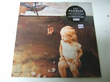 The Rosebuds Loud Planes Fly Low LP sealed Mint with digital download MERGE 2011