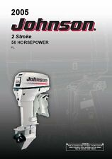 Johnson Outboard Owners Manual 2005 2-Stroke / 50 HP / Model PL