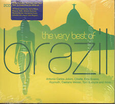 The Very Best Of Brazil 2CDs NEU 30 Titel Mas Que Nada - The Girl From Ipanema
