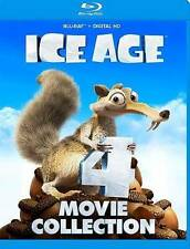 Ice Age: 4-Movie Collection Blu-ray Disc, 2016