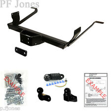 Towbar for Renault Master Chassis Cab FWD 1998-2010 - Flange Tow Bar
