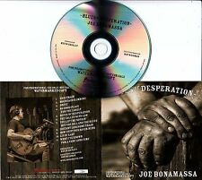 JOE BONAMASSA Blues Of Desperation 2016 Dutch 11-track numbered promo test CD