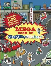 Mega Book of Storytime Stickers
