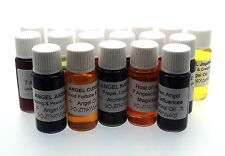 Full Set Of 18 Angel Herbal Infused Botanical Incense Oils