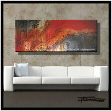 Large Direct from Artist ABSTRACT CANVAS PAINTING MODERN WALL ART 60  ELOISExxx