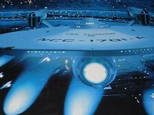 "BANDAI  STAR TREK  ""U.S.S.ENTERPRISE NCC-1701-A""  1/850  FULLY LIGHTED  MIB"