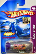 HOT WHEELS 2007 AERIAL ATTACK BLIMP #04/04 FACTORY SEALED