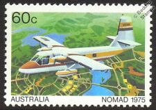 Government Aircraft Factories GAF NOMAD STOL Aircraft Mint Stamp (Australia)