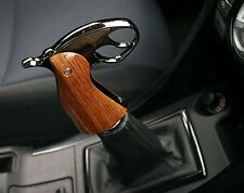 Pistol Gun Trigger Gear Shifter Manual Automatic Shift Knob Car Universal Handle