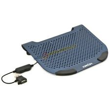 "SUPPORTO BASE RAFFREDDAMENTO NOTEBOOK CON VENTOLA COOLER PC NETBOOK 12"" USB"