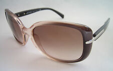 PRADA SUNGLASSES SPR 08O IAA 0A6 CRYSTAL PLUM GRADIENT BNWT GENUINE