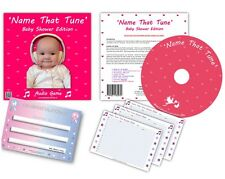 Baby Shower Party Games  ~  mum to be  ~  NAME THAT TUNE  ~ Baby Shower Edition