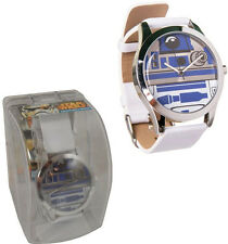 Star Wars: R2-D2 Numbered Collectors Edition Watch - New & Official In Case