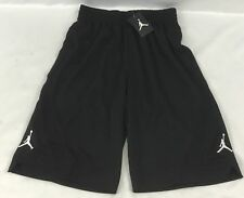 Nike Jordan Jumpman MEN'S Athletic Basketball Loose Shorts Black 724828 Size M