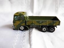 Camouflage Truck ~ Made in China ~ Army Truck ~ Camo