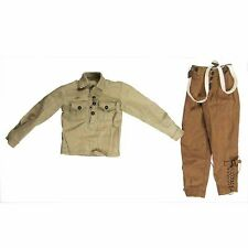 French 1940 Infantry - Uniform Set - 1/6 Scale - DID Action Figures