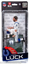 McFARLANE NFL 36 - ANDREW LUCK - INDIANAPOLIS COLTS - COLLECTOR LEVEL FIGUR