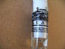 Hotel Alcatraz shotglass shooter shot glass