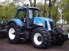 NEW HOLLAND T8010, T8020,  T8030 & T8040 WORKSHOP / REPAIR MANUAL