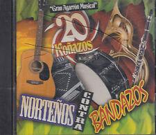 Luis y Julian Carlos y Jose Banda Zorro Banda La Mentira New Nuevo Sealed