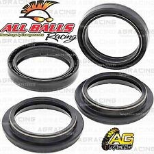 All Balls Fork Oil & Dust Seals Kit For Marzocchi Gas Gas EC 200 2004 MX Enduro