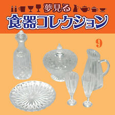 Rare! Re-ment Miniature Dream Tableware Collection No.9 Crystal Collection