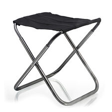 Portable Fishing Chair Seat Backpack Folding Chair Stool Outdoor Camping Picnic