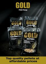 GOLD Esche 2mm trota PELLETS, 900g, Qualità Esche prezzi accessibili