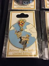 Disney DSF Soda Fountain Up Beloved Tales LE 300 Pin Carl Russell Dug DSSG GSF