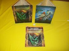 DUNGEON MASTER'S SCREEN REF1 DUNGEONS & DRAGONS AD&D TSR 9146 HIGH GRADE 1 COVER