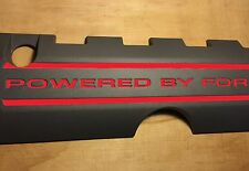 2011-2017 Mustang GT [CCAR] Coil Cover Vinyl Accents - Red