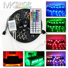 16.4Ft 3528 300 LED Flexible Strip Color Changing Mood Spool Rope Holiday Light