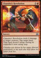 4x Chandra 's revolución   nm/m   Aether revolt   Magic mtg