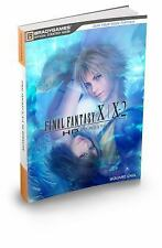Final Fantasy X-X2 HD Remaster Official Strategy Guide by BradyGames