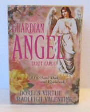 Guardian Angel Tarot Cards: A 78-Card Deck and Guidebook by Doreen Virtue