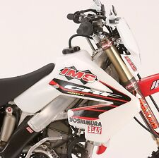 IMS OVERSIZE FUEL Gas Tank 4.0Gal. HONDA CRF250X ALL NATURAL 112237-N2