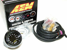 AEM 30-4406 52mm Electronic -30-35psi Turbo Boost Gauge Meter